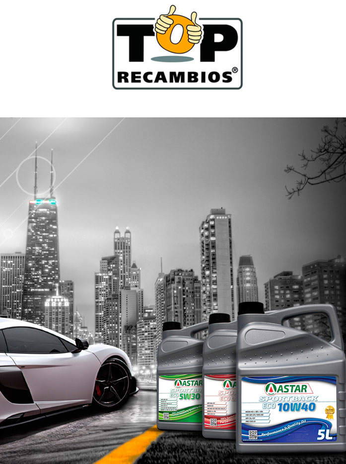 News astar lubricants for Top recambios profesional